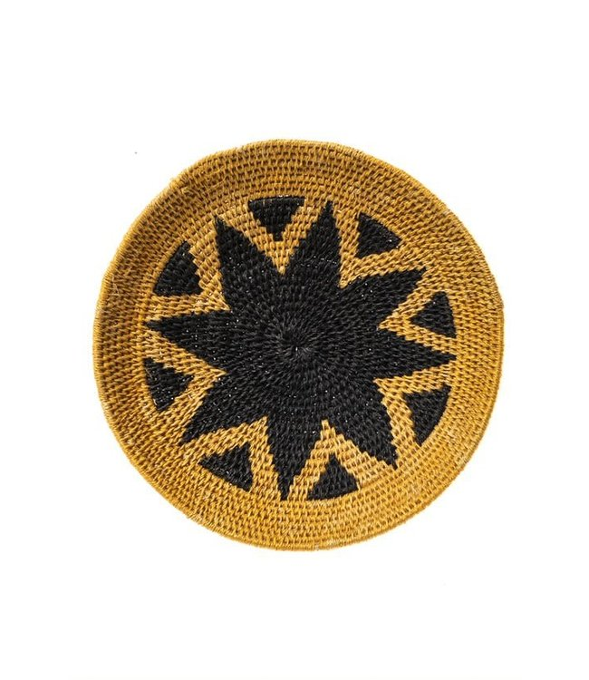 Sisal mand Zienzele aardetinten Ø20 cm #570