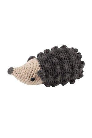 Sebra Gehaakte rammelaar - rolly the hedgehog