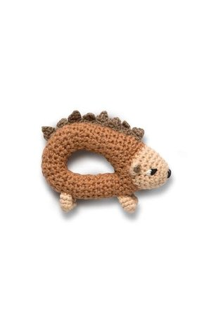 Sebra Gehaakte rammelaar - twinkle the hedgehog
