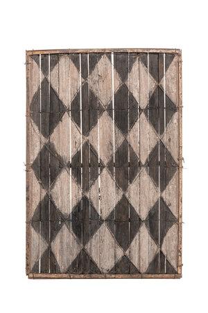 Old bamboo panel #33 - Salampasu