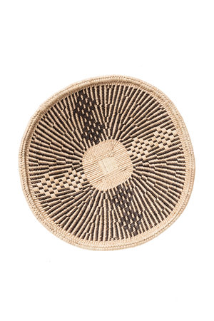 Hwange mand fine weave Ø28cm #7