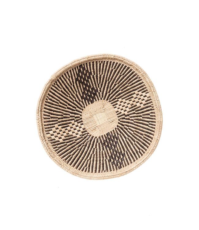 Hwange basket fine weave Ø28cm #7