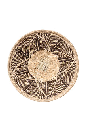 Hwange mand fine weave Ø28cm #6