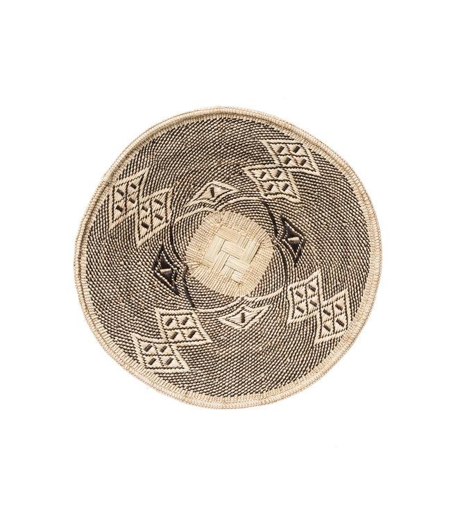 Hwange basket fine weave Ø33cm #9