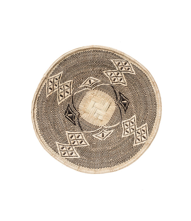Hwange mand fine weave Ø33cm #9