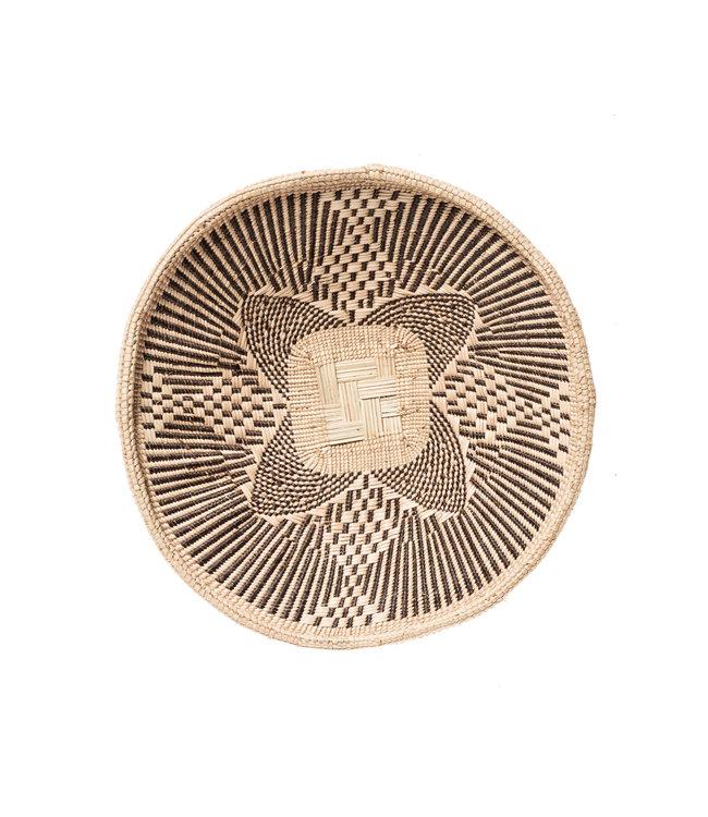 Hwange basket fine weave Ø33cm #11