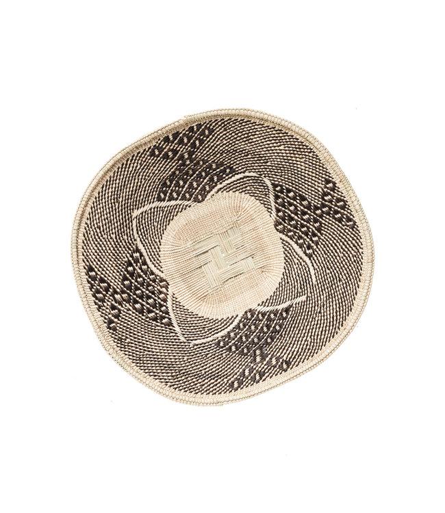 Hwange basket fine weave Ø34cm #12