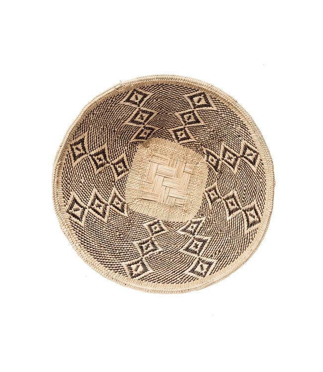 Hwange mand fine weave Ø34cm #13
