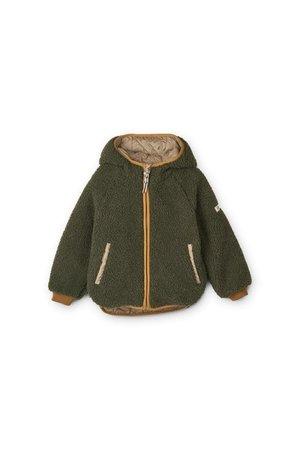Liewood Jackson jacket - oat