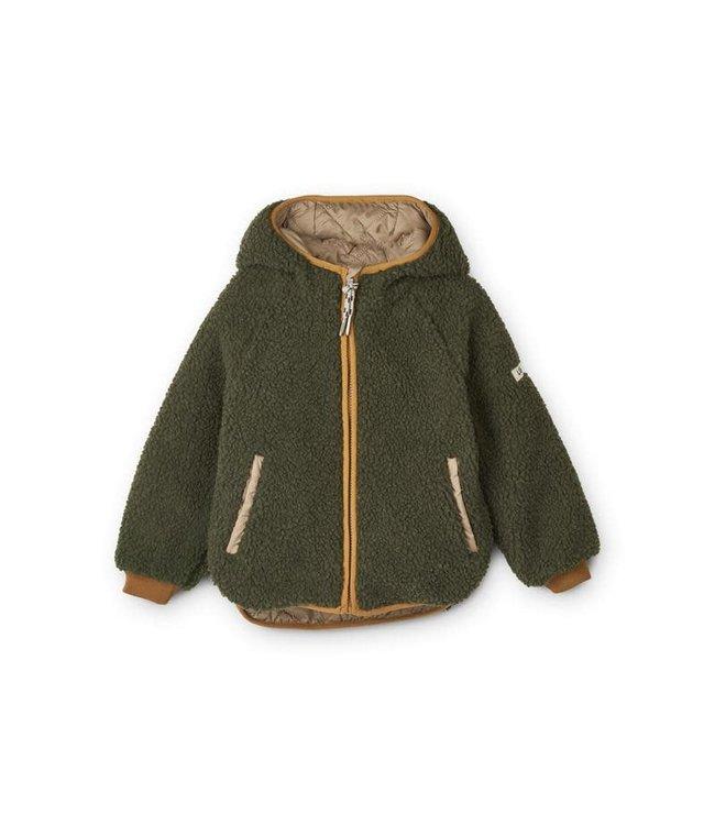 Jackson jacket - oat