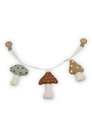 Saga Copenhagen Wagenspanner- mushrooms forest floor