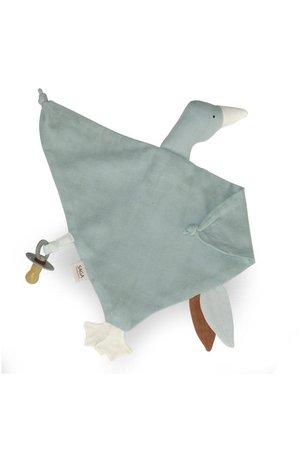 Saga Copenhagen Cuddle goose Bliki - dusty green