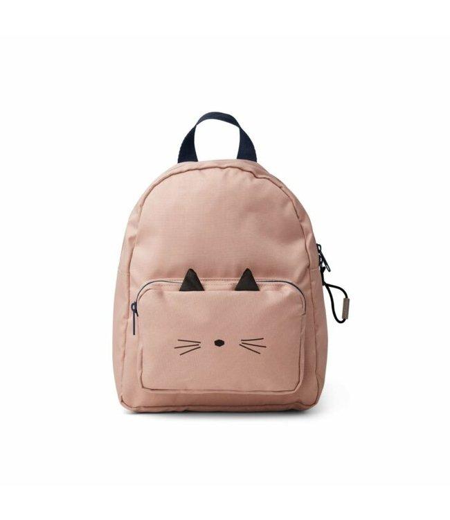Liewood Allan backpack - cat rose