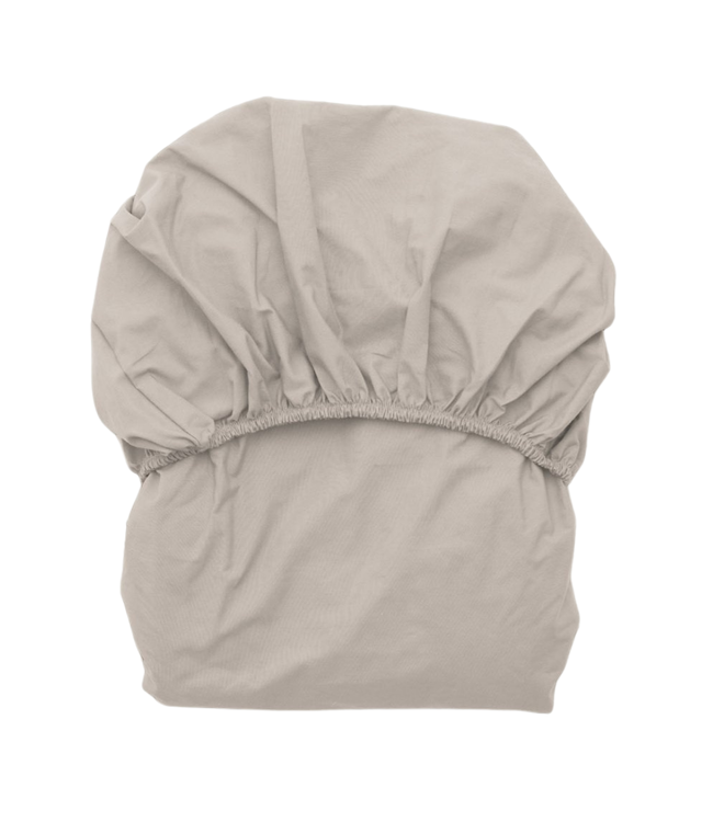 Grey fitted sheet junior