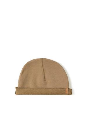 Nixnut Born hat - toffee