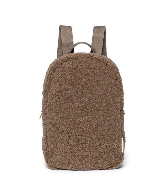 Studio Noos Mini chunky backpack - brown