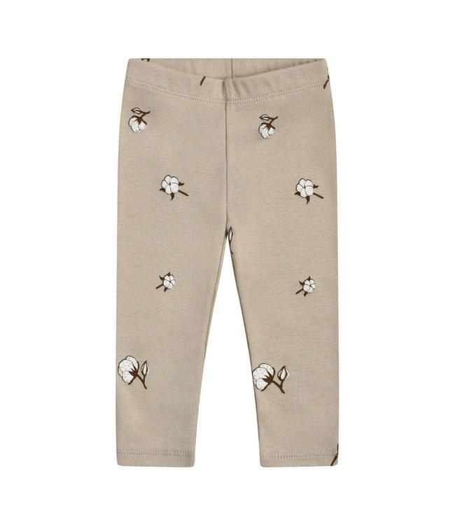 Cotton field leggings