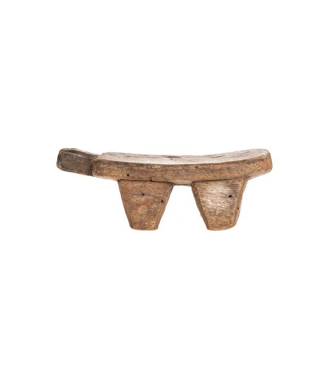 Old stool Senufo #13 - Ivory coast