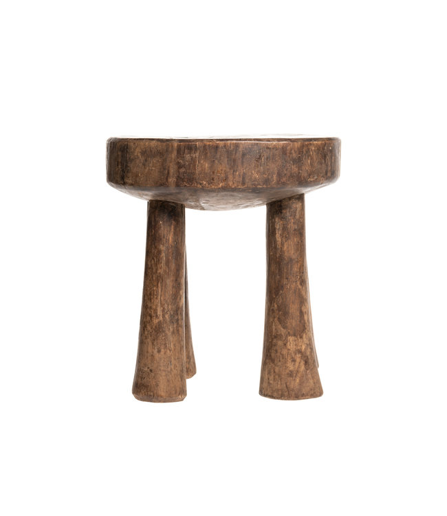 Old high stool Senufo #18 - Ivory coast