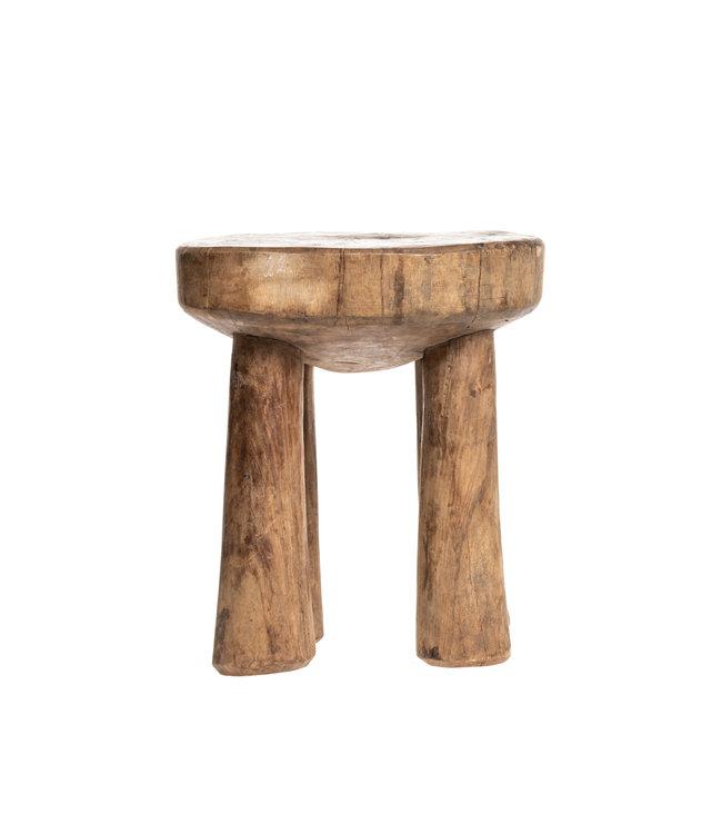 Old high stool Senufo #22 - Ivory coast
