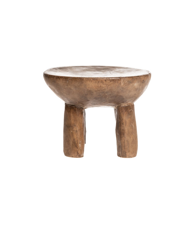 Old stool Senufo #26 - Ivory coast