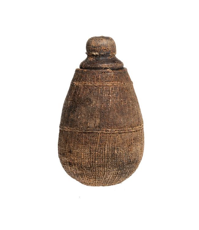 Borana Chocho milk container - basket #44