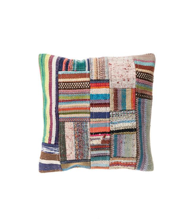 Kilim cushion - Turkey - 50x50cm #17