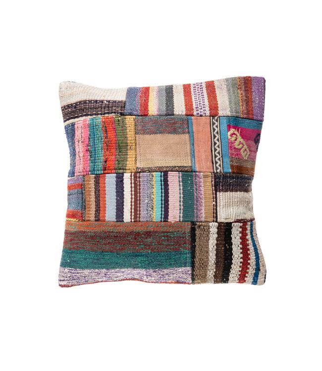 Kilim cushion - Turkey - 50x50cm #28