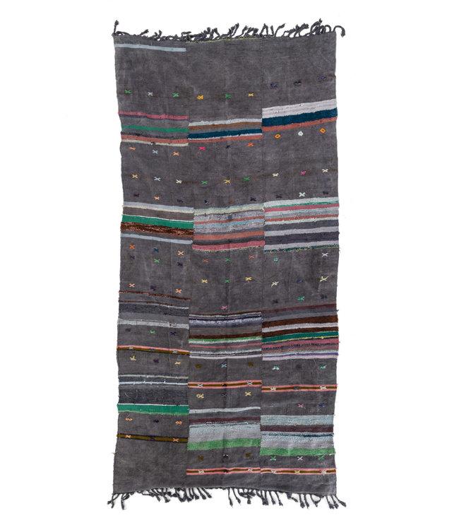 Kelim rug, multicolor #1 - Turkey - 335 x 165cm