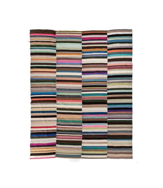 Kelim rug, multicolor #2 - Turkey - 352 x 302cm
