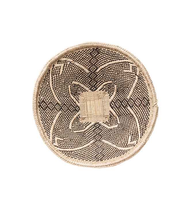 Hwange mand fine weave Ø28cm #28