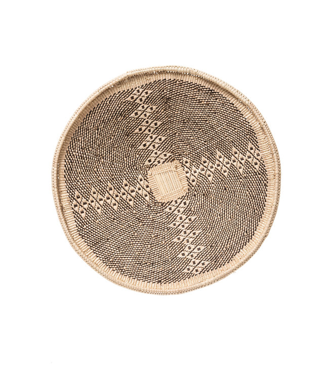 Hwange basket fine weave Ø29cm #29