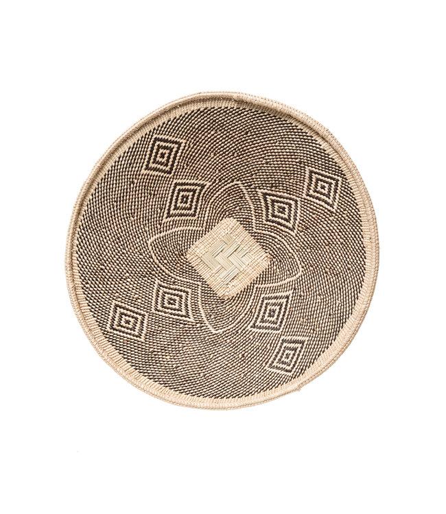 Hwange basket fine weave Ø33cm #33