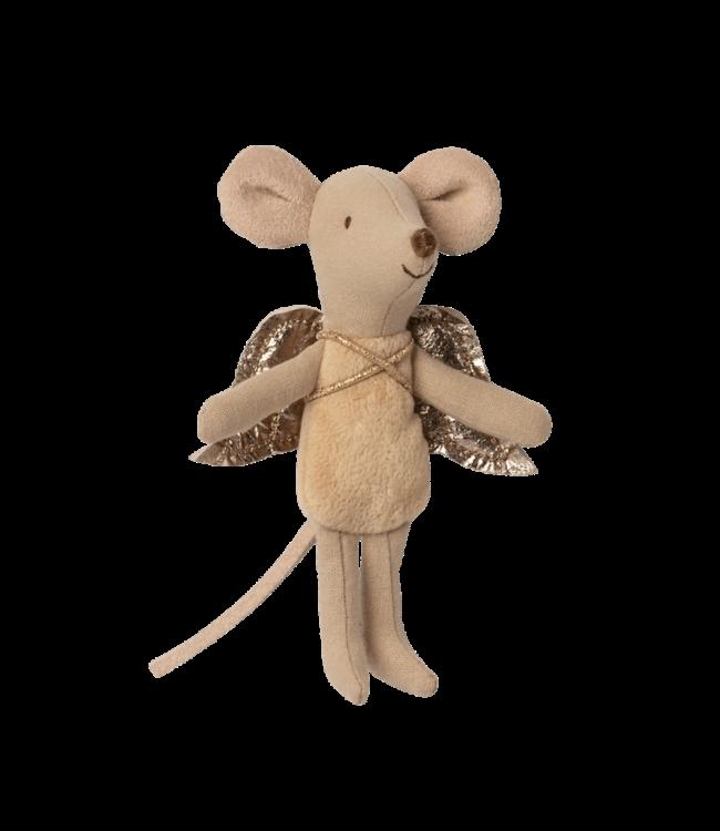 Maileg Fairy mouse, little - light pink