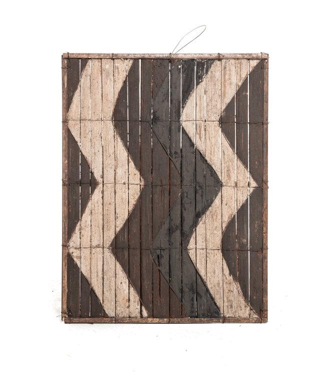 Old bamboo panel #45 - Salampasu