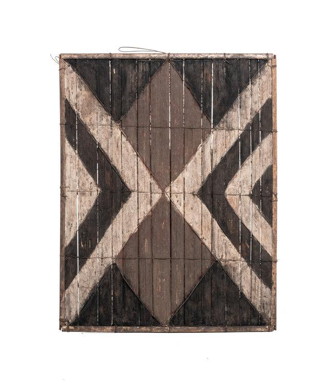 Old bamboo panel #46 - Salampasu