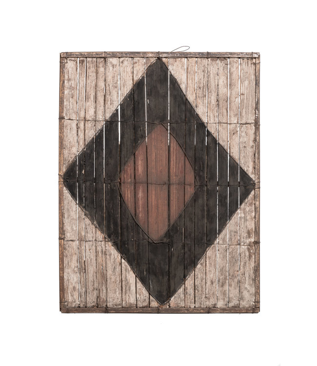 Old bamboo panel #47 - Salampasu