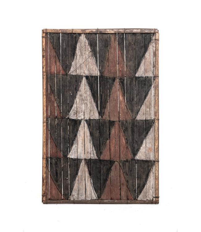 Old bamboo panel #41 - Salampasu