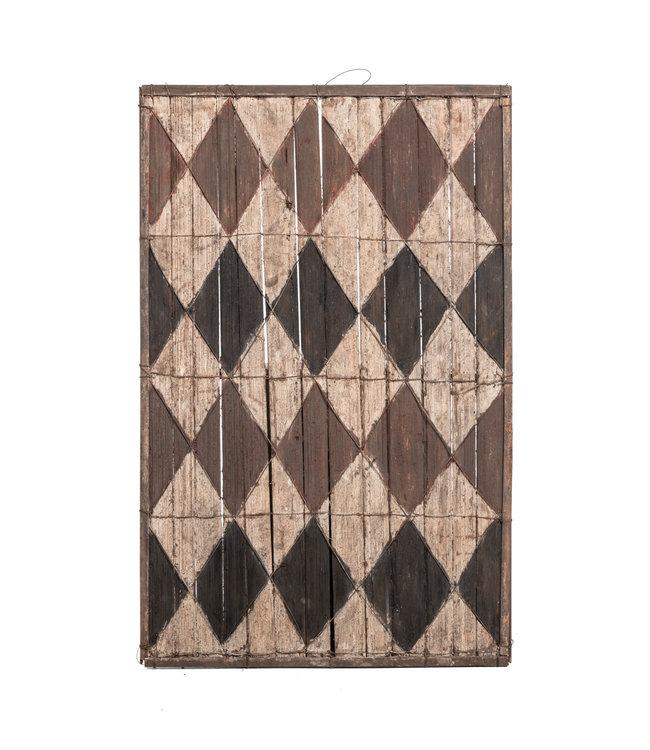 Old bamboo panel #40 - Salampasu