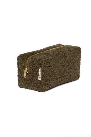 Studio Noos Green teddy pouch