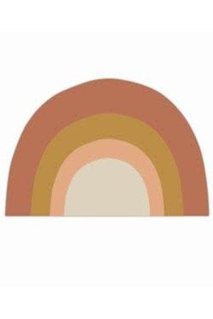 Studio Loco Rainbow placemat - multi