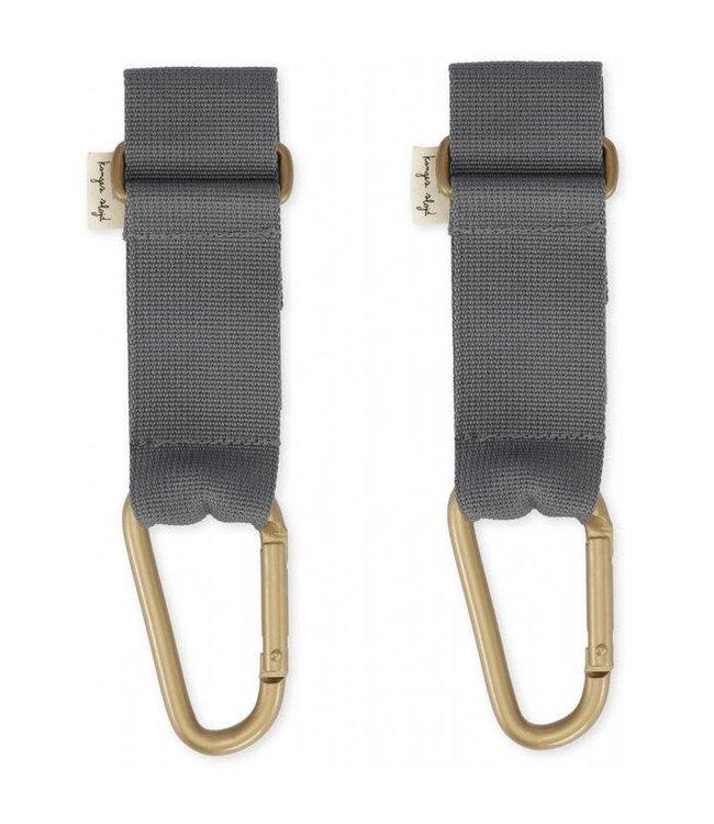 Stroller straps - turbulence