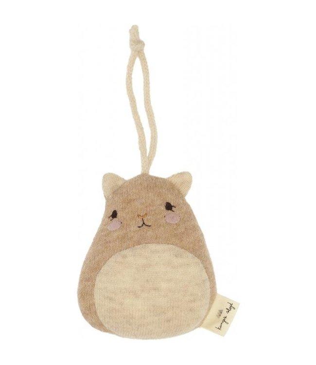 Activity toys cutie hamster - latte