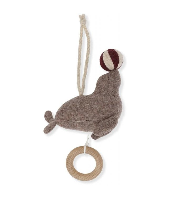 Konges Sløjd Music toys circus sea lion - multi