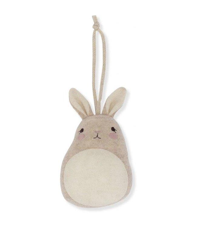 Konges Sløjd Activity toys cutie bunny - sand