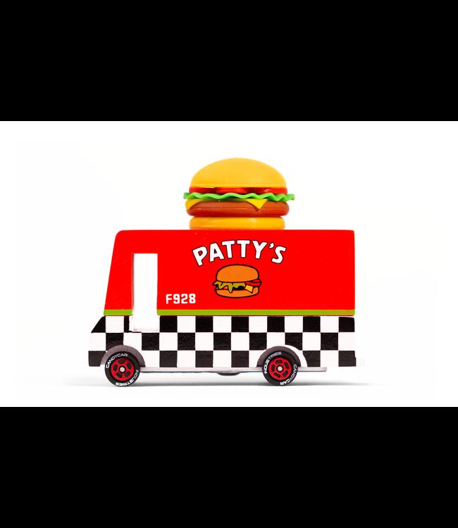 Candyvan - Pattys Hamburger Van