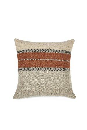 Libeco Montana deco cushion - grey