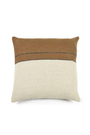 Libeco Gus deco cushion - stripe