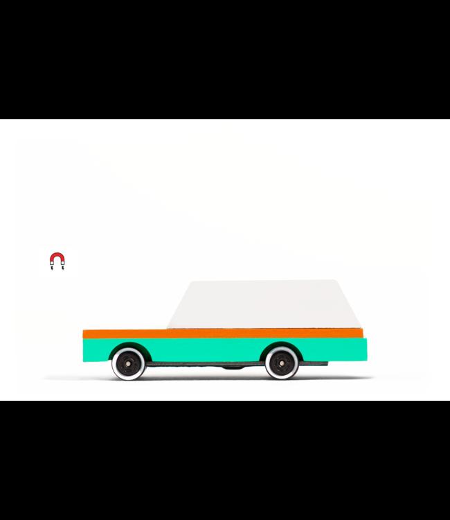 Candylab Candycar Teal Wagon