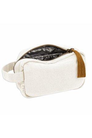 Numero 74 Companion zip pouch S - natural